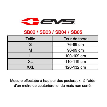 EVS SHOULDER SUPPORT SB05 /